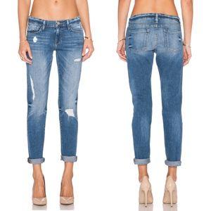 Frame Denim Le Garcon Skinny Jeans Size 25